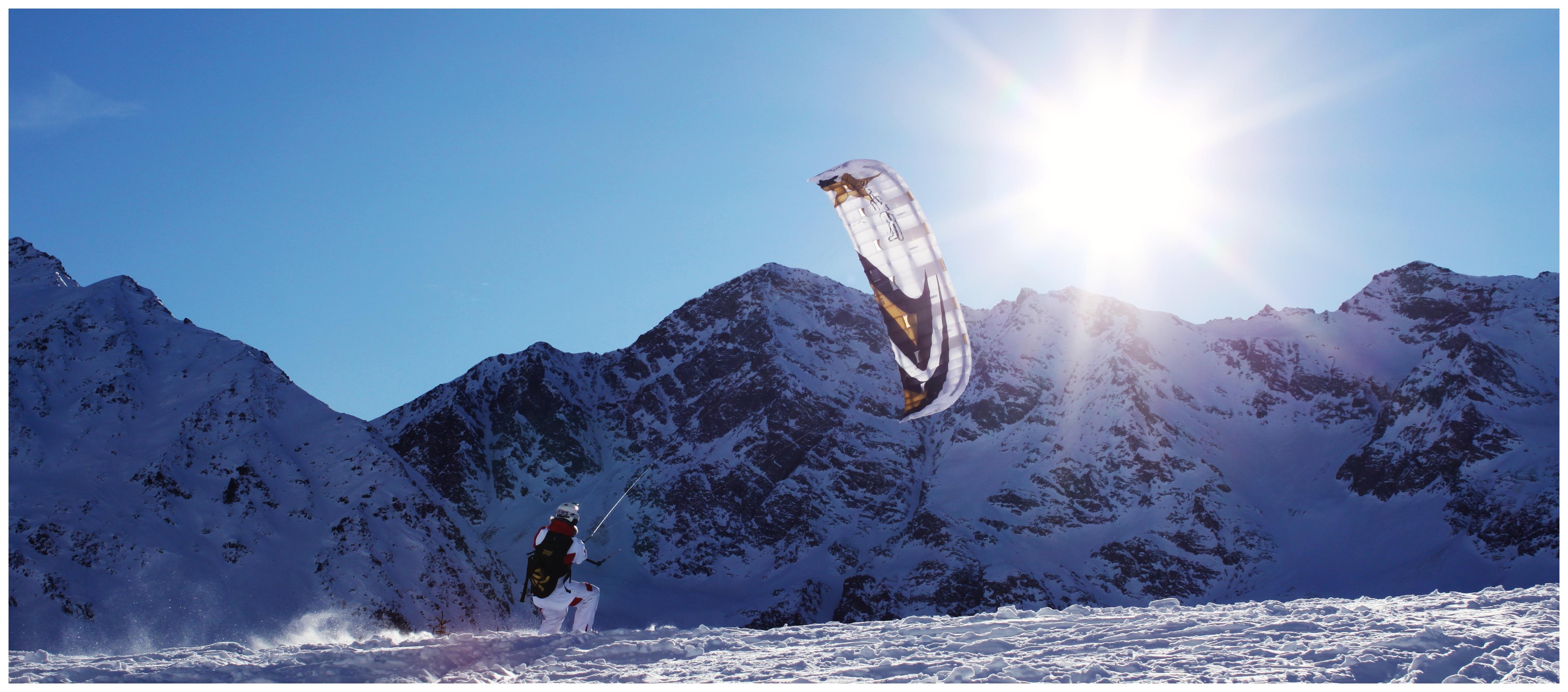 Kite - Snowkite - Landkite